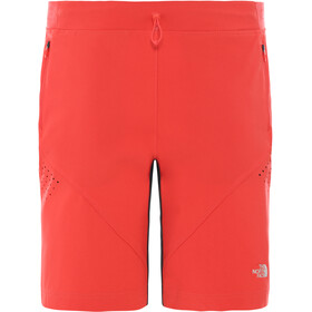 The North Face Impendor Alpine Shorts Women, cayenne red